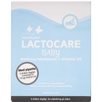Lactocare Baby dråber, 7,5 ml.